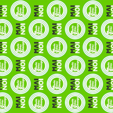 Buff design template print
