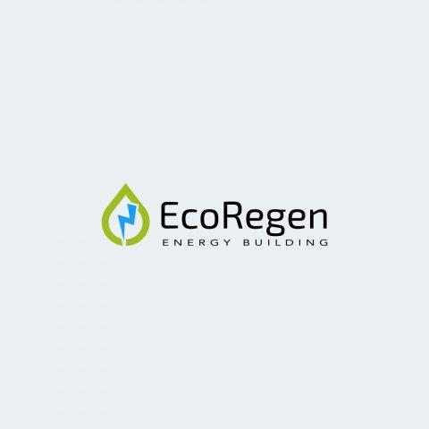 Realizare logo Eco Regen