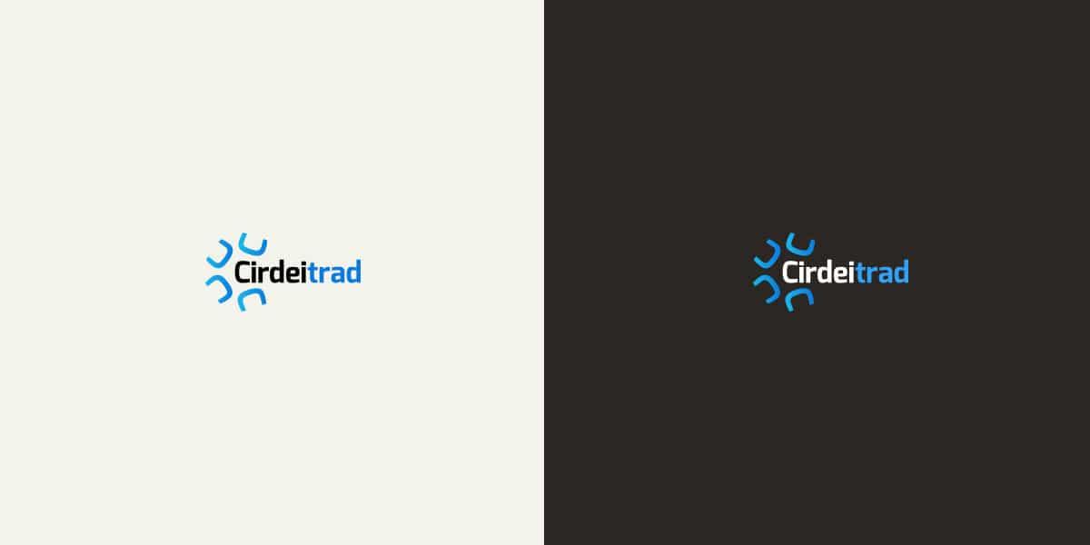 Realizare logo Cirdeitrad